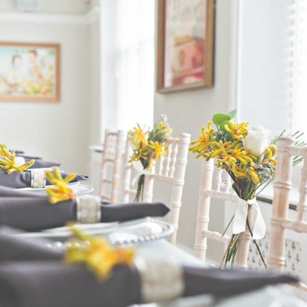 Midhurst Wedding Reception - Capron House, West Sussex
