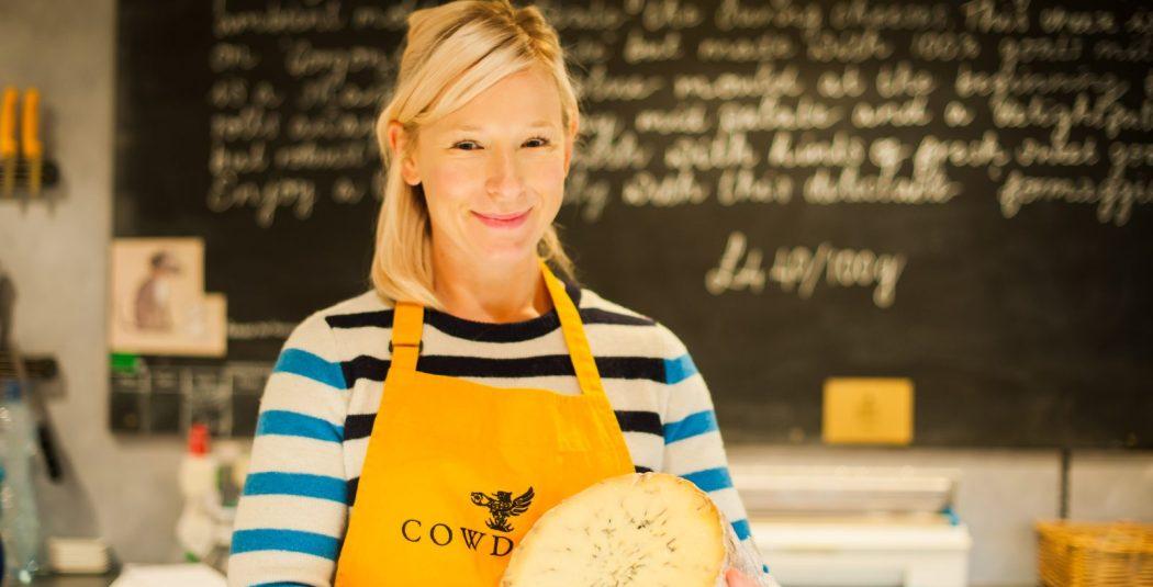 Cowdray Farm Shop Deli Counter