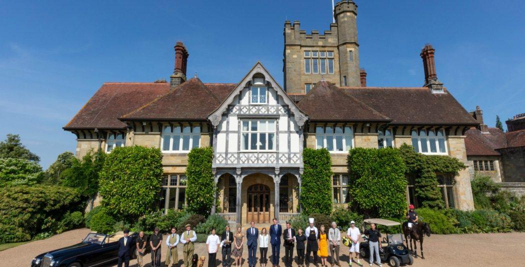 Butler Cowdray House