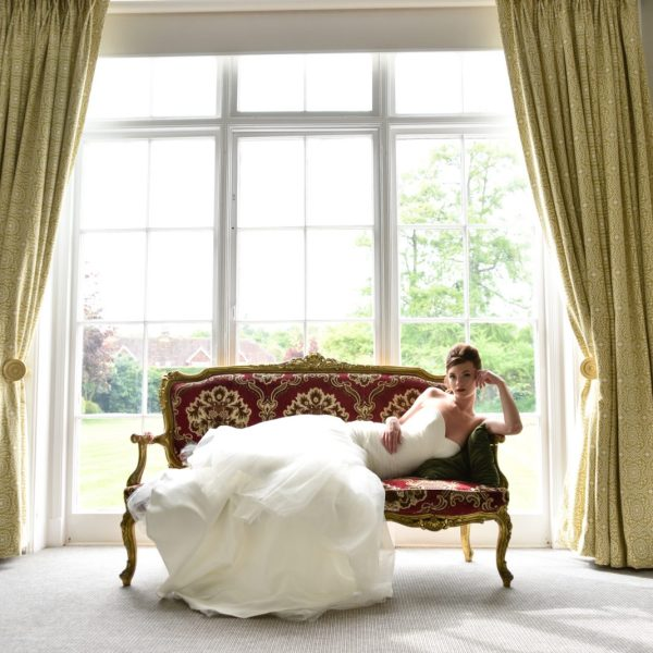 Exclusive use wedding venue West Sussex - Capron House