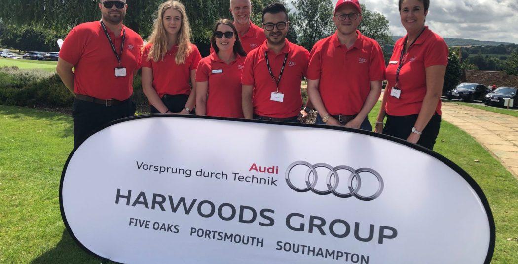 Audi Harwoods