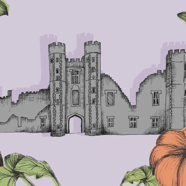 Halloween at Cowdray Ruins