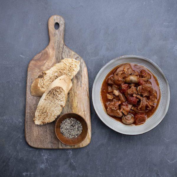 Chicken Chausseur Cowdray Kitchen Ready Meals