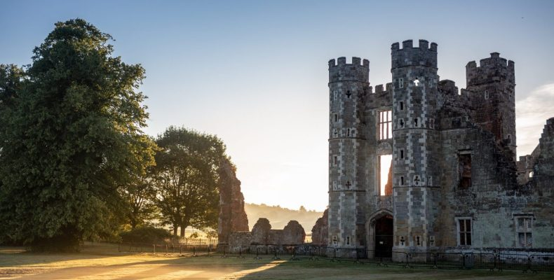 The History of Cowdray Ruins Cowdray Heritage Ruins