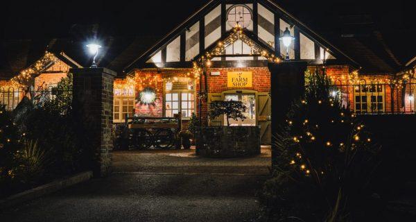 Christmas at Cowdray
