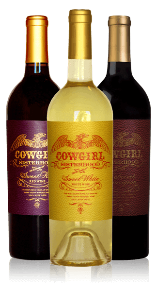 The 3 Cowgirl Sisterhood Wines