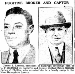 October 27, 1925 Boston Herald news photos.