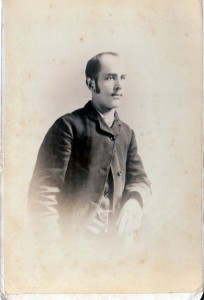 B. Ferdinant Brooks, son of Benjamin G. & Frances E. (Downer) Brooks, died at the age of 22.