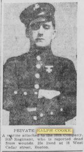 22 June 1918 Boston Post newspaper, page 5