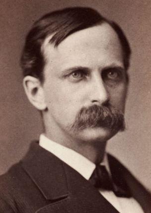 Massachusetts State Senator Carroll Davidson Wright (1840-1909) from the State Library of Massachusetts