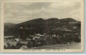 Doublehead and Tin Mountains Jackson NH