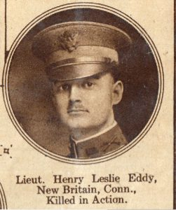 EDDY Henry Leslie New Britain CT