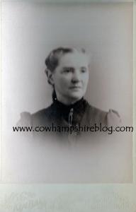 Emma S. (Call) Greeley of Boscawen NH