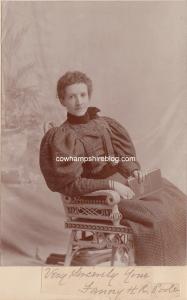 Fanny H. Runnels Poole