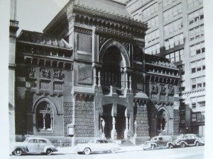 Pennsylvania Academy of Fine Arts in Philadelphia PA.