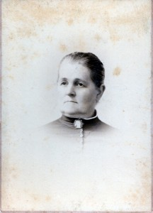 Frances Eliza (Dower) Brooks, wife of Benjamin G. Brooks