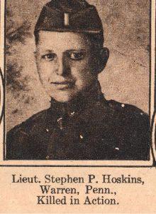 HOSKINS Stephen P Warren PA