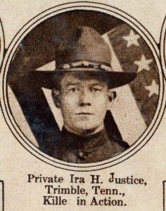 JUSTICE Ira Trimble TN