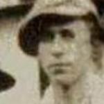 Perley Ketchum (closeup from group photo)