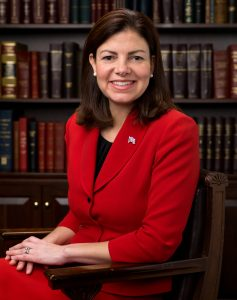 Kelly Ayotte, first NH woman attorney general, former NH State Senator