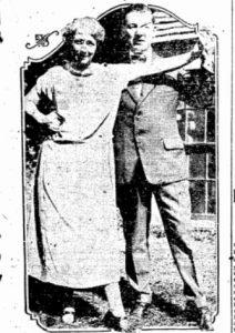Mr. & Mrs. Lovett