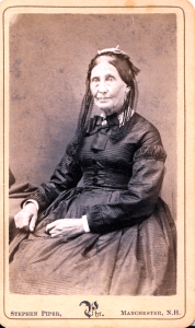 Mary Farrar Jones of Barre MA and Claremont NH