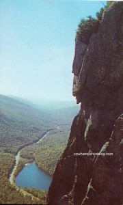 Old Woman of the Notch, Franconia Notch NH (aka The Watcher)
