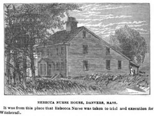 Rebecca Nurse House