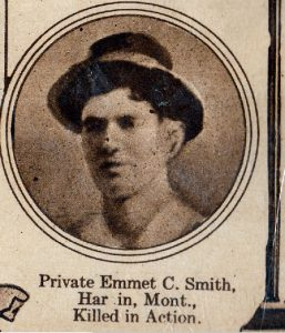 SMITH Emmet Hardin Montana