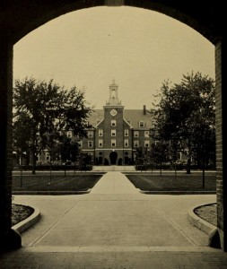 Photograph of Smith College in 1932
