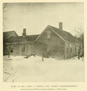 Home of Mary J. Tenney