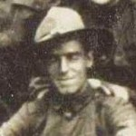 Harry Wilmot (closeup from group photo)