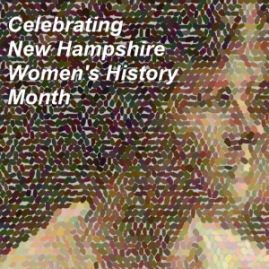 Womens history month logo