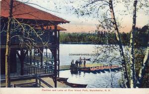 pine island park pavilion watermark