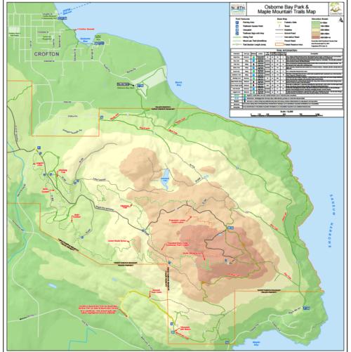 Hike Cowichan Trail Stewardship Society