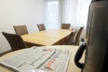 Coworking Raum mit Küche