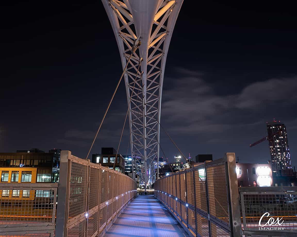 Highland Arch Bridge at Night – Behind The Shot