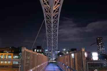 Highland Arch Bridge Denver