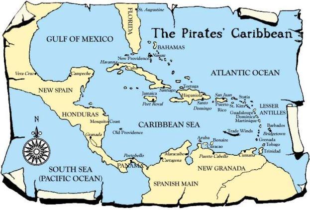 caribmap