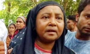 মহেশখালীতে 'ছেলেধরা' সন্দেহে এক নারীকে ধরলো জনতা