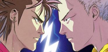 Le manga Versus Fighting Story disponible dès le 1er mars