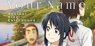 Your Name. Another Side : Earthbound, le premier spin-off de Your Name en manga dispo dès le 7 novembre