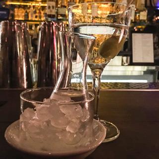 Drink Dry Martini Refil NY | Cozinha do João
