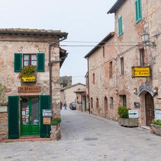 Monteriggioni, Toscana, Itália | Cozinha do João