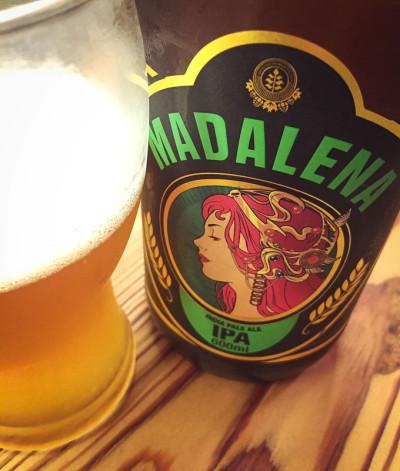Cerveja Madalena IPA | Cozinha do João