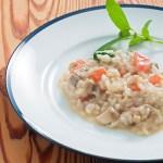 Receita de como fazer Risoto de cogumelos | Cozinha do João