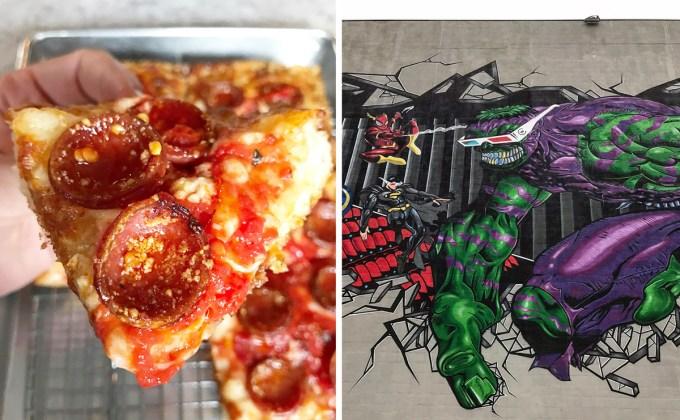 Williamsbgurg (Brooklyn) e a pizzaria Emmy Squared nas nas dicas de viagem para Nova York | Cozinha do João