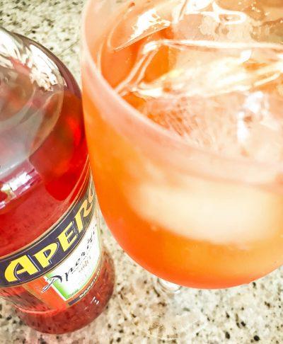 Receita de drink: Aperol Spritz | Cozinha do João