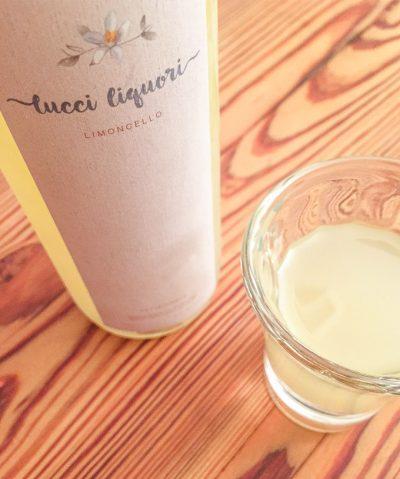 Dica: limoncello artesanal Lucci Liquori | Cozinha do João