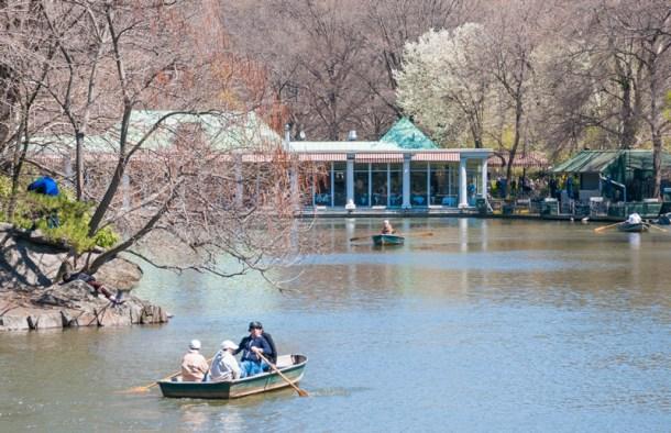 Loeb Boathouse no Central Park em Nova York | Cozinha do Joã